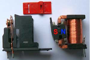 Latching relay چیست