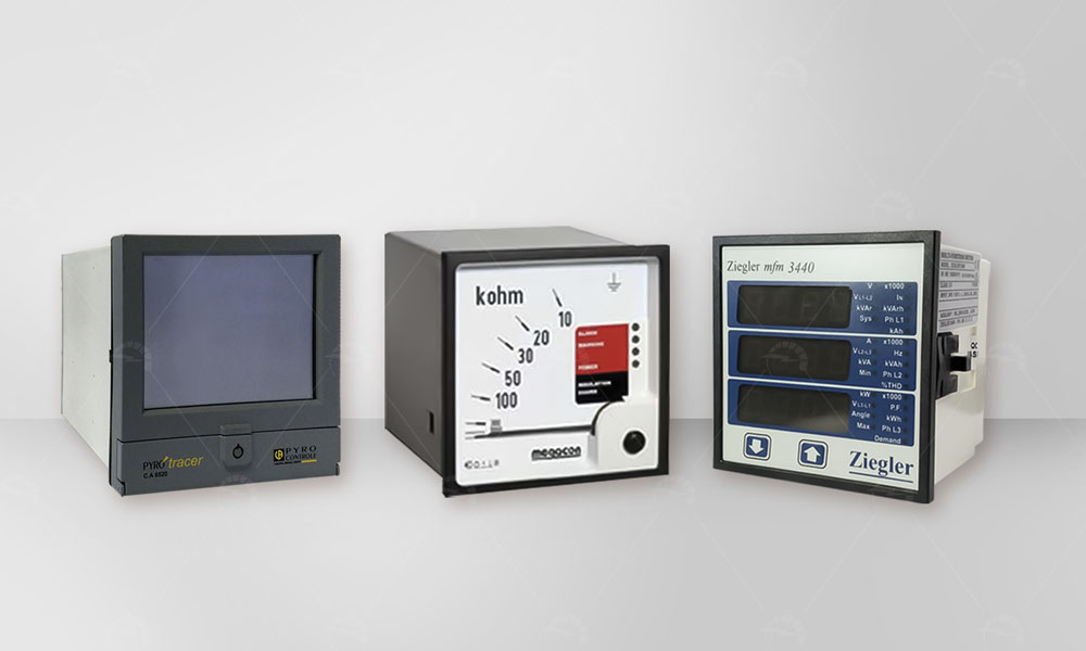 Analog and Digital Measuring Instruments