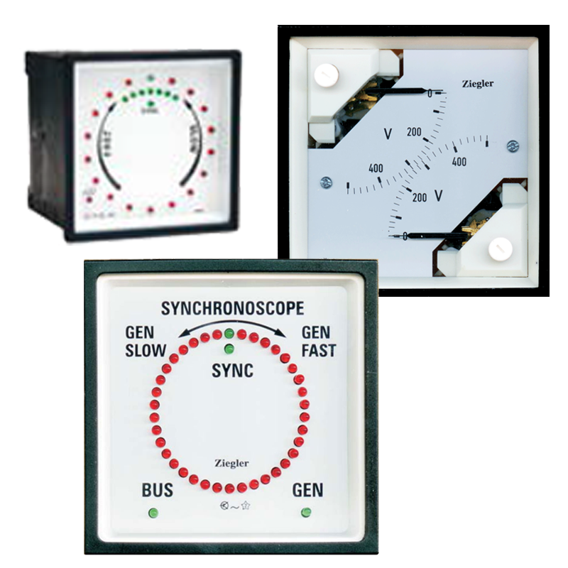 Complete set of synchronized includes: