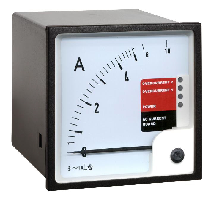 Current Guards AC provides current overload protection for generators, motors, transformers and etc.