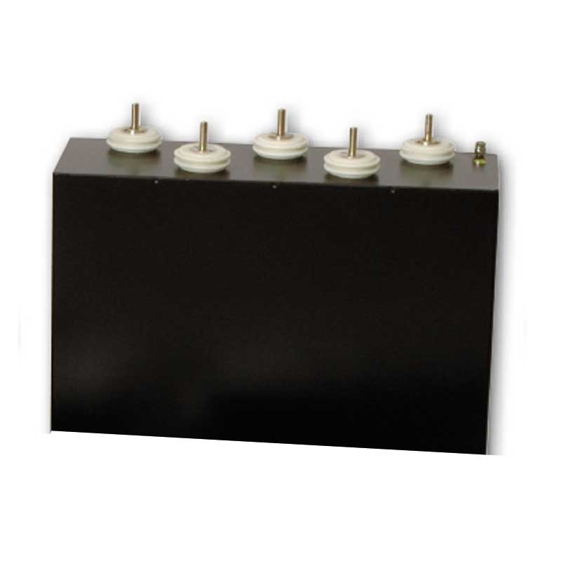 DC Capacitors Rectangular cases type 711