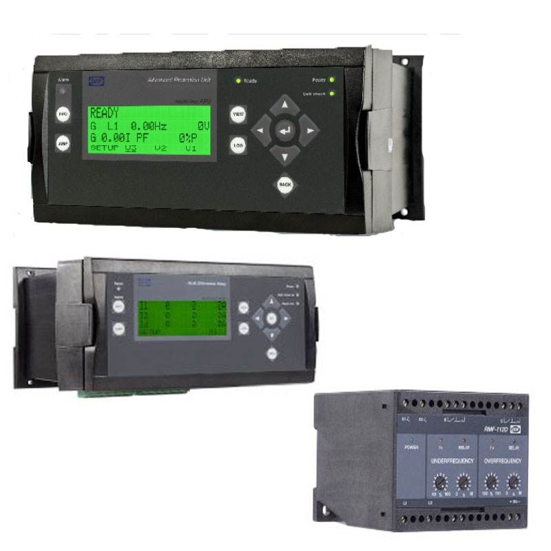 DEIF Single Function Relay have many special protective applications in electrical industries and they categorized based on protection type.
