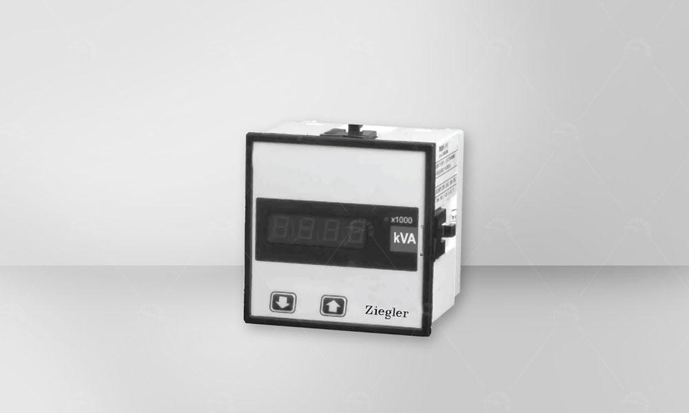 Power Factor Meter : Digital power factor meter