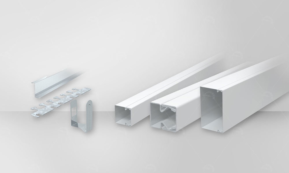 LKM metal cable routing trunking systems