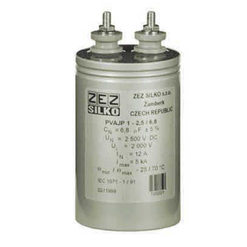 Medium Voltage DC Capacitors