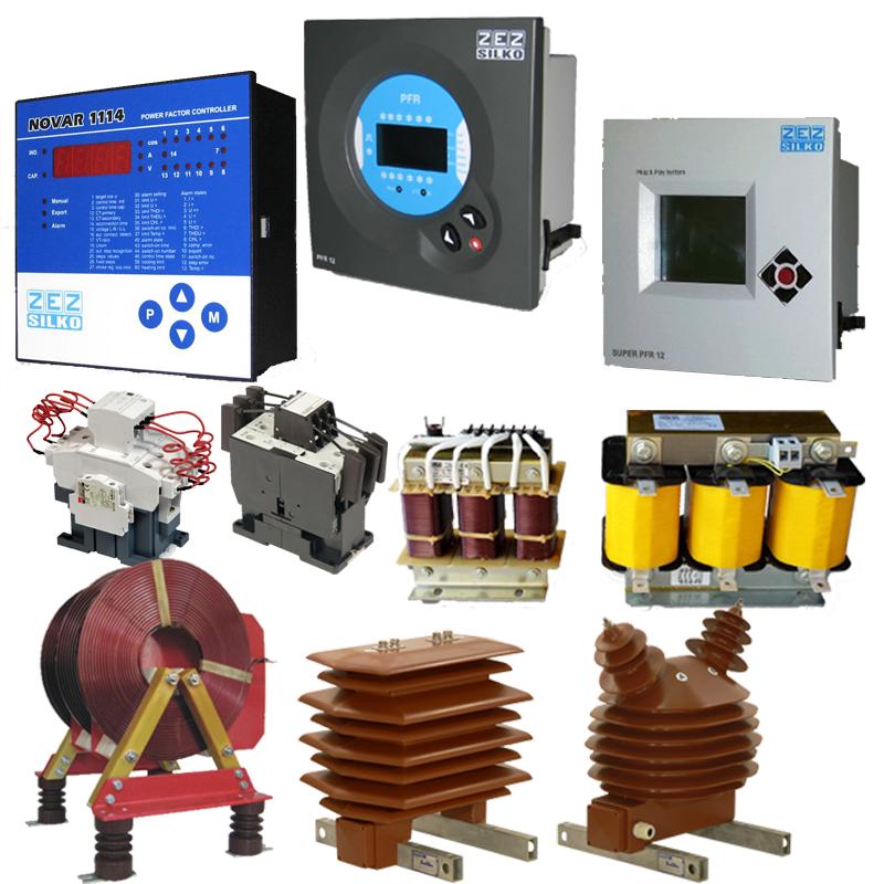 Power Factor Controller Equipment