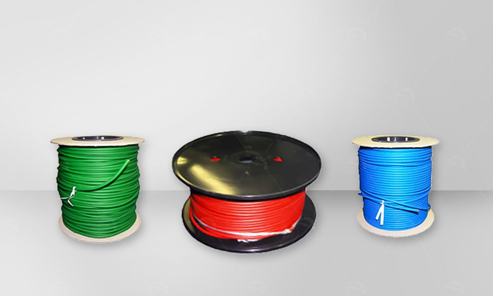 PVC-insulated wires
