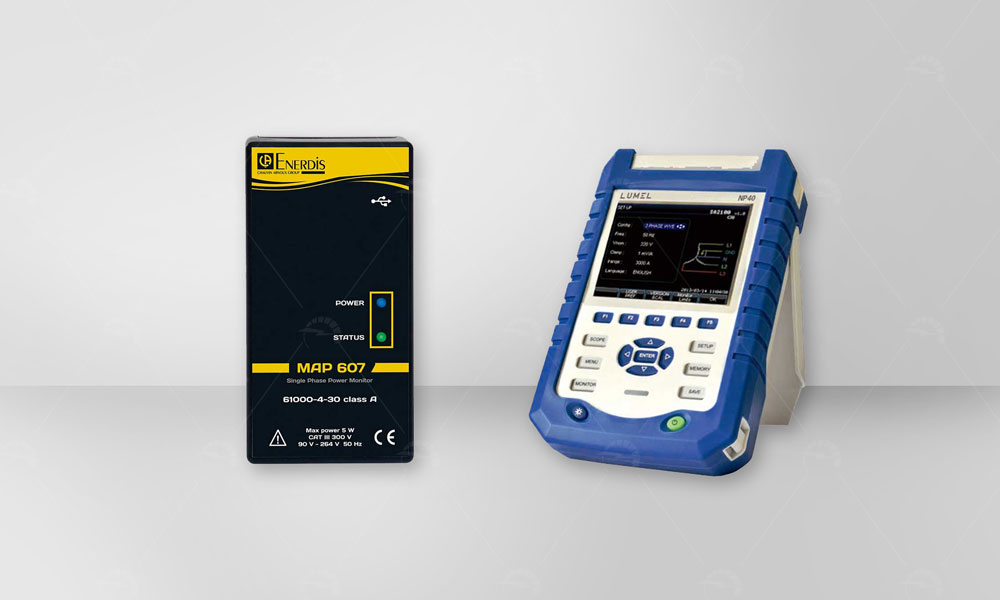 Portable Power Quality Analyzer