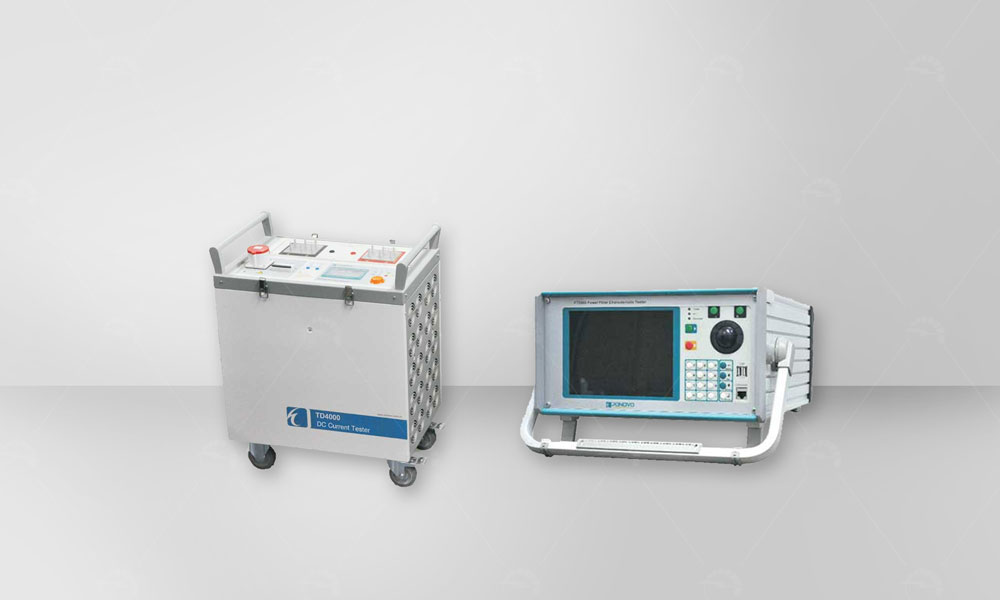 Power Filter Characteristic Tester