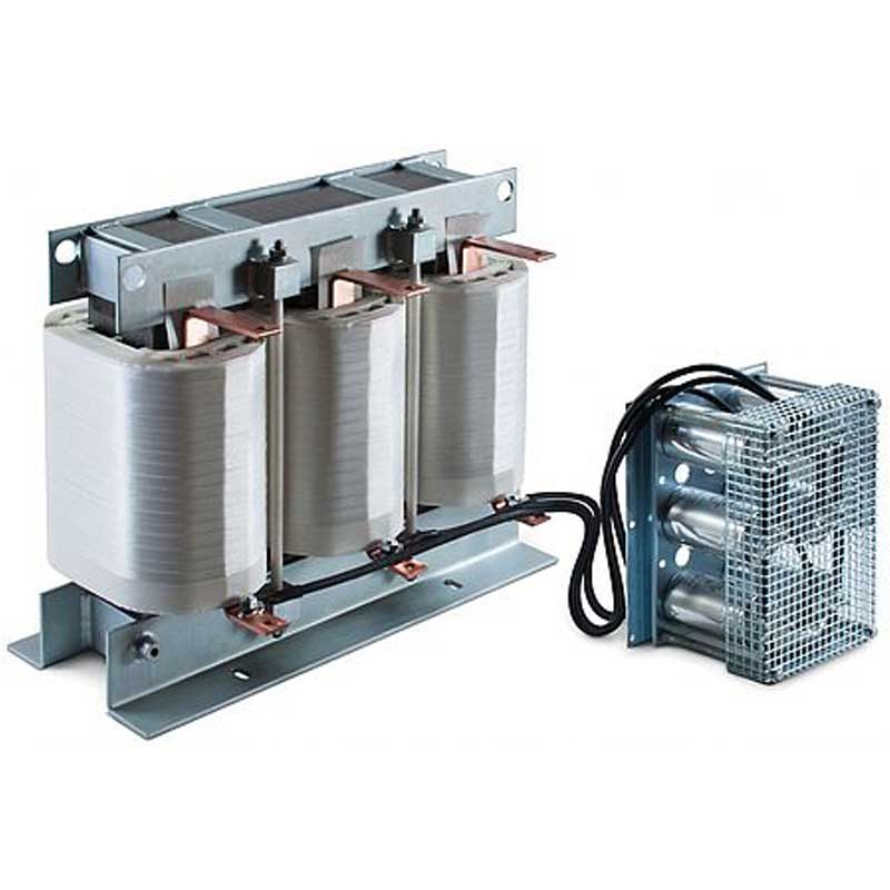 Sine wave filters, as aoutput filters, deliver unequaled performance in cleaning the PWM waveforms generated by Variable Frequency Drives (VFDs). These products, made by Schaffner Co., virtually eliminates high frequency content and voltage peaks, thereby reducing motor heating to give you extended motor life – and less downtime.
