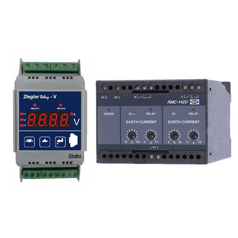Single function relay