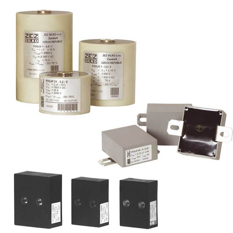 Snubber capacitors for IGBT