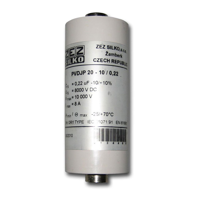Snubber capacitors for SCR