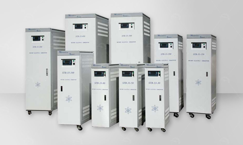 Three phase Voltage Stabilizer