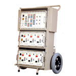 Circuit breaker operation analyzers are using for monitoring and testing all kinds of circuit breakers from LV to HV.