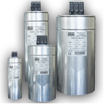 Dry Cylindrical Capacitor 690V AC
