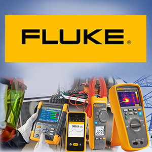 FLUKE test devices