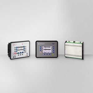 Genset Controller Parallel Applications