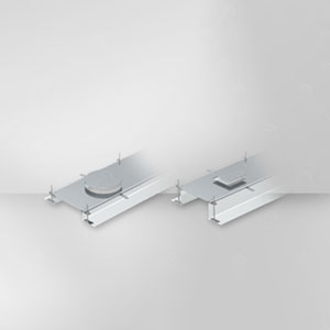 Variable Height Underfloor Trunking