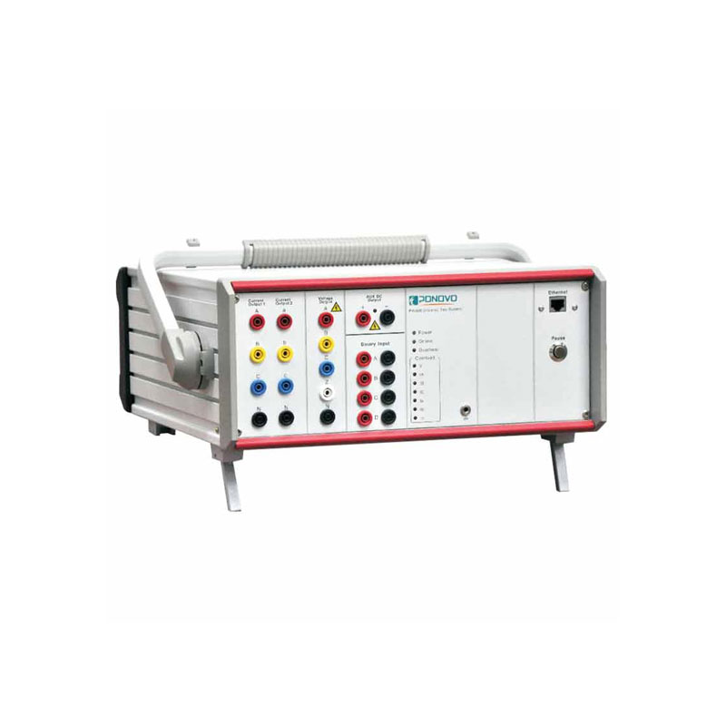 Secondary Injection Relay Tester