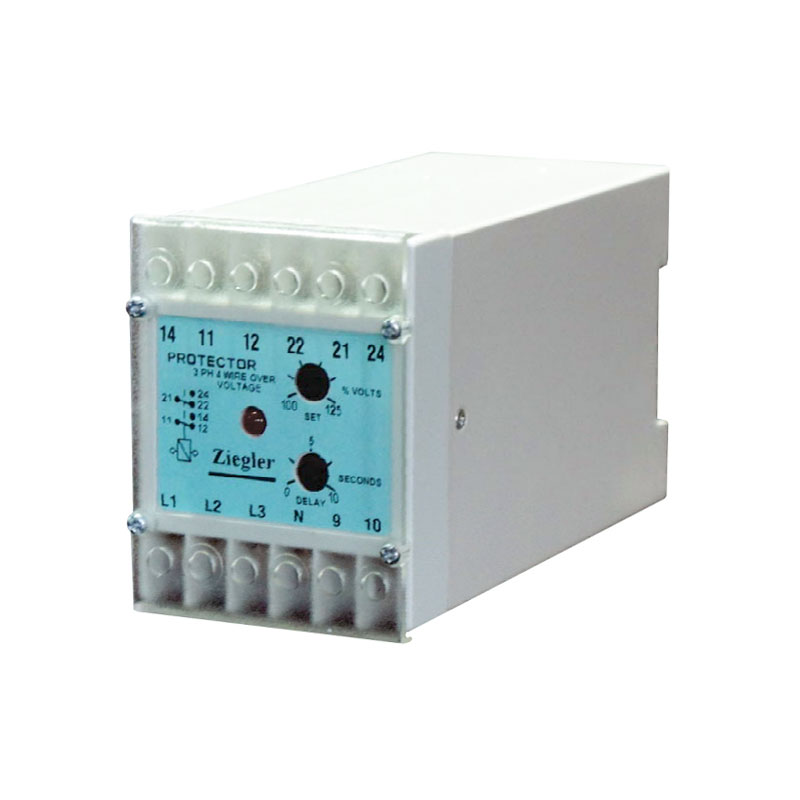 Ziegler AC Voltage Protection Relay