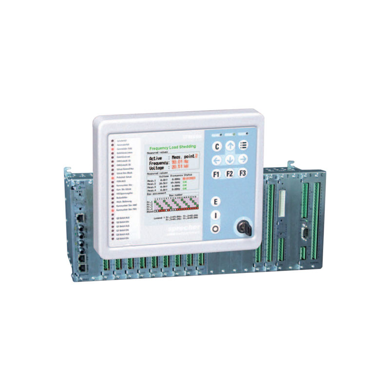 Sprecher Control SPRECON-E-C-FLS(frequency load shedding)
