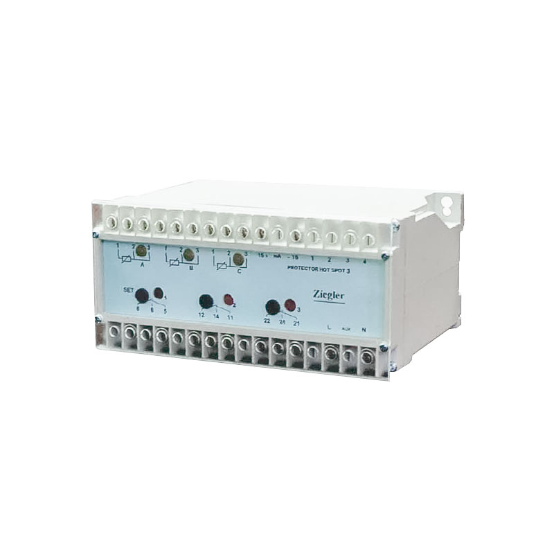 Ziegler 6RTD Thermal Overload Relays