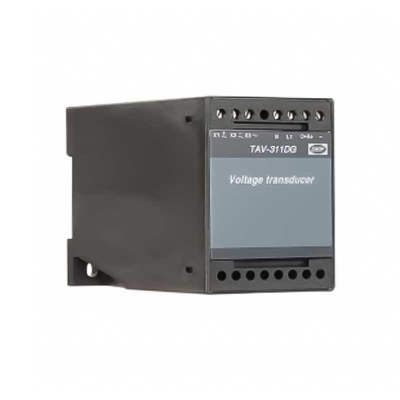AC voltage single function transducer