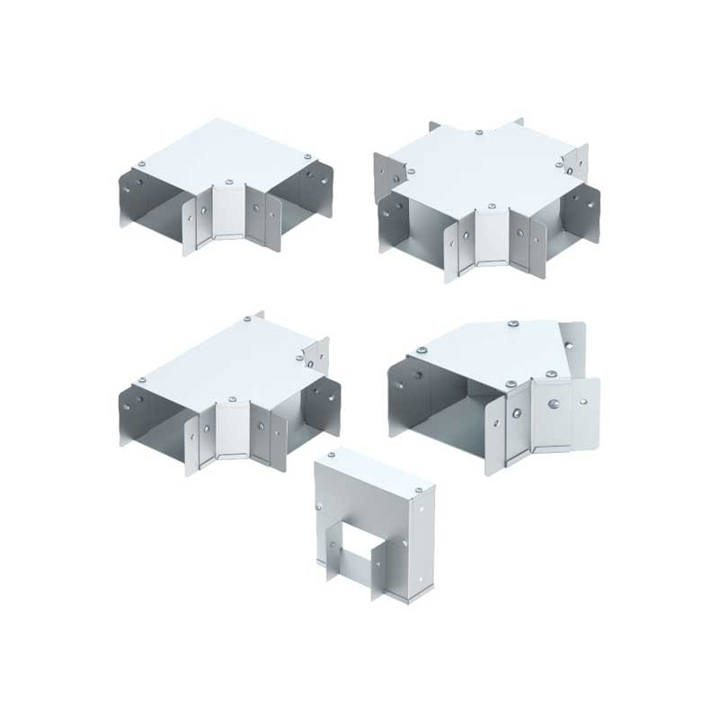 Accessories for Cable Trunking