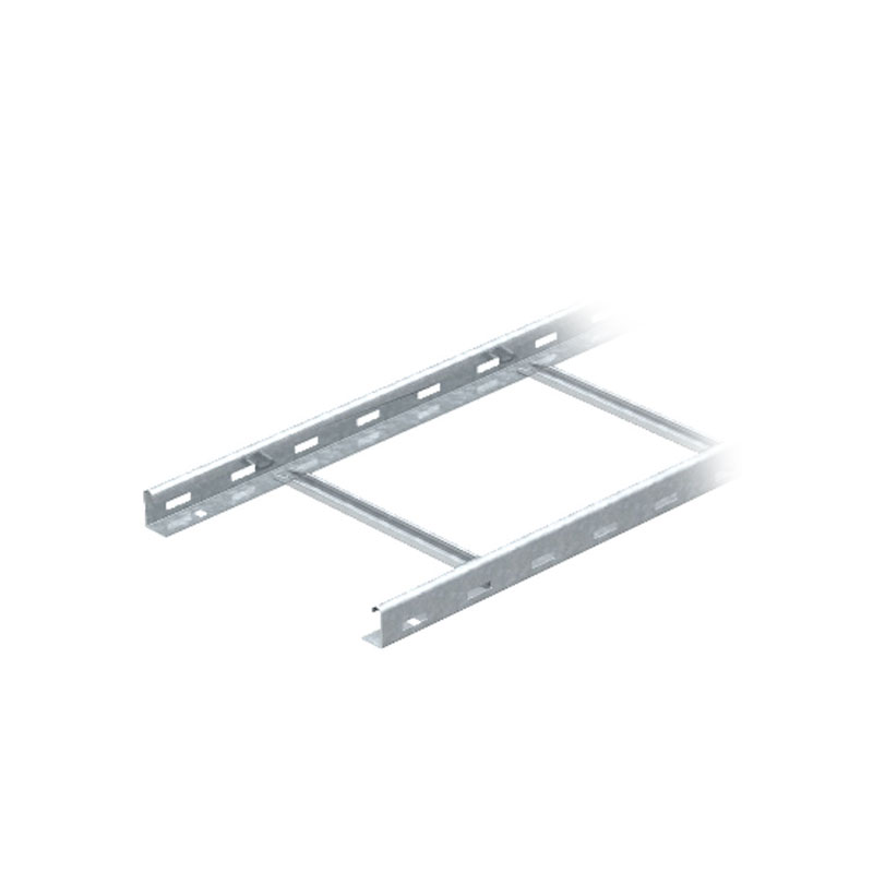 Cable ladder rail side height 45 mm