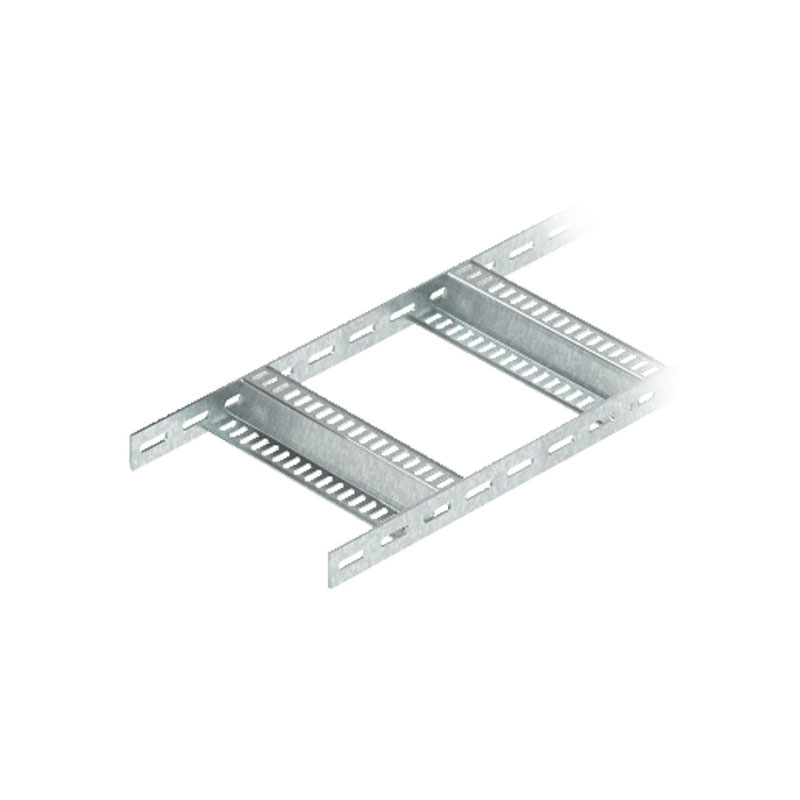 Cable ladder with Z rung standard