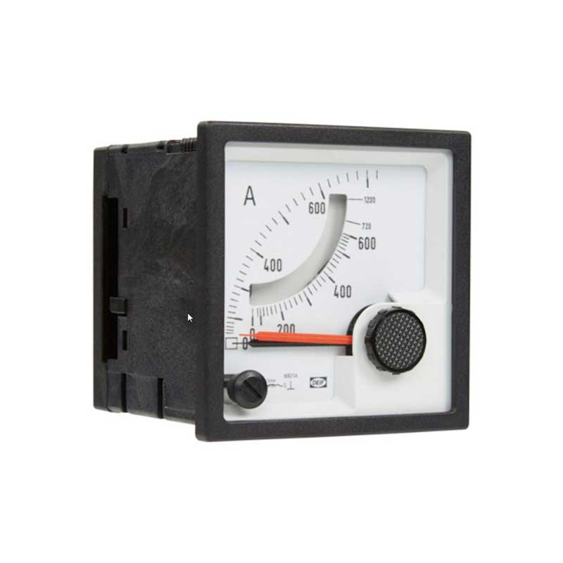 Combined ammeter