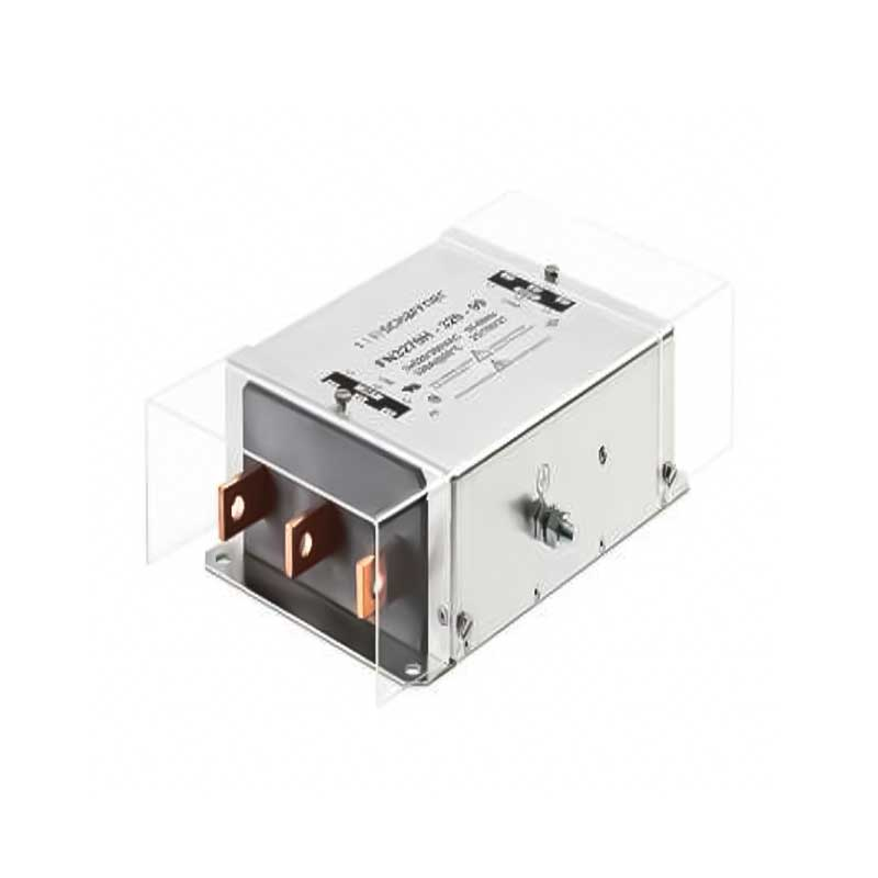 Compact EMC/RFI Filter for Industrial Motor Drive Applications