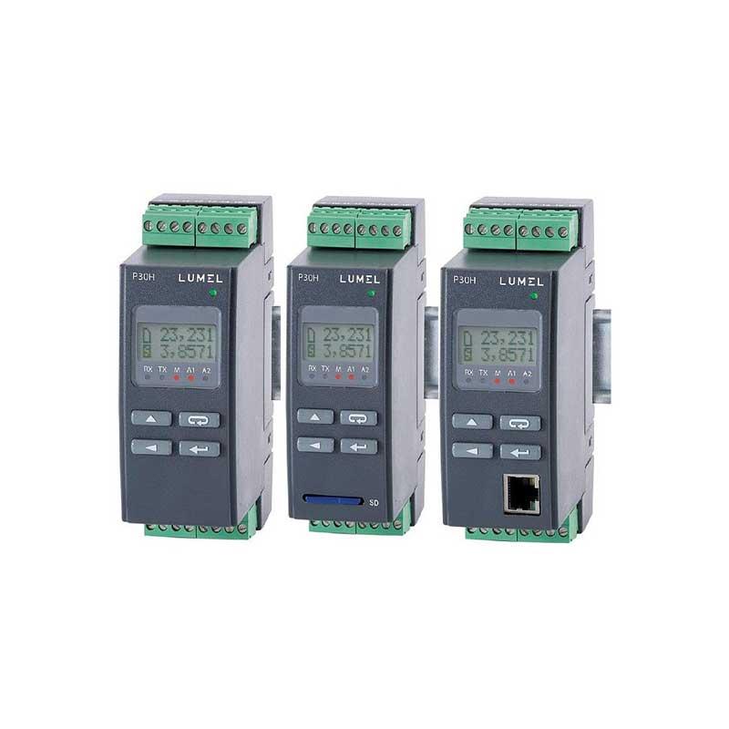 Multifunction Electrical Transducer : Multi function single phase transducer