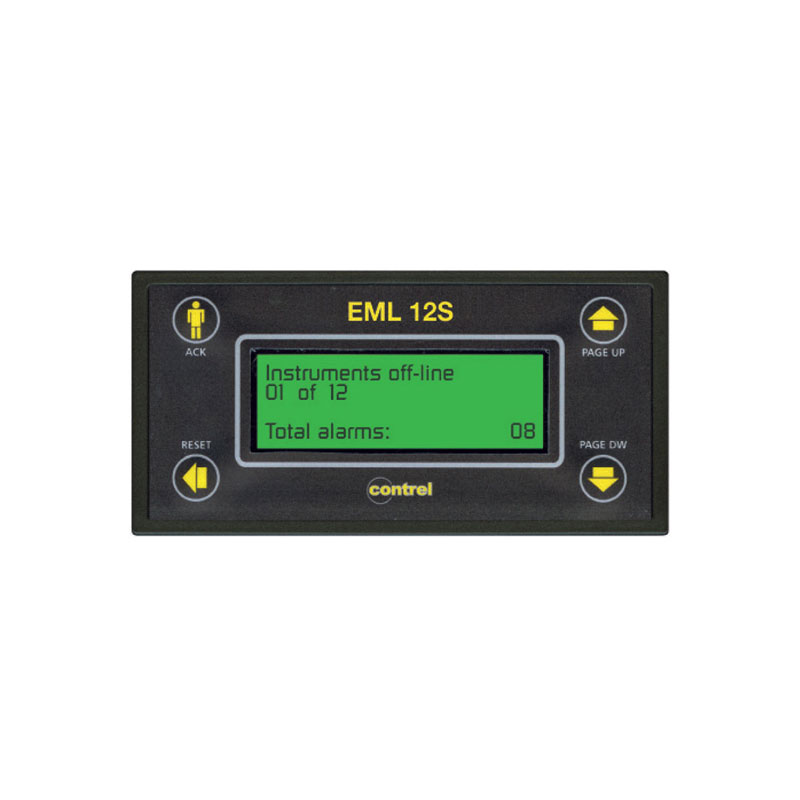 EML-12S Serial remote concentrator