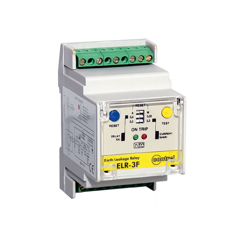 Earth Leakage Relay ELR-3F