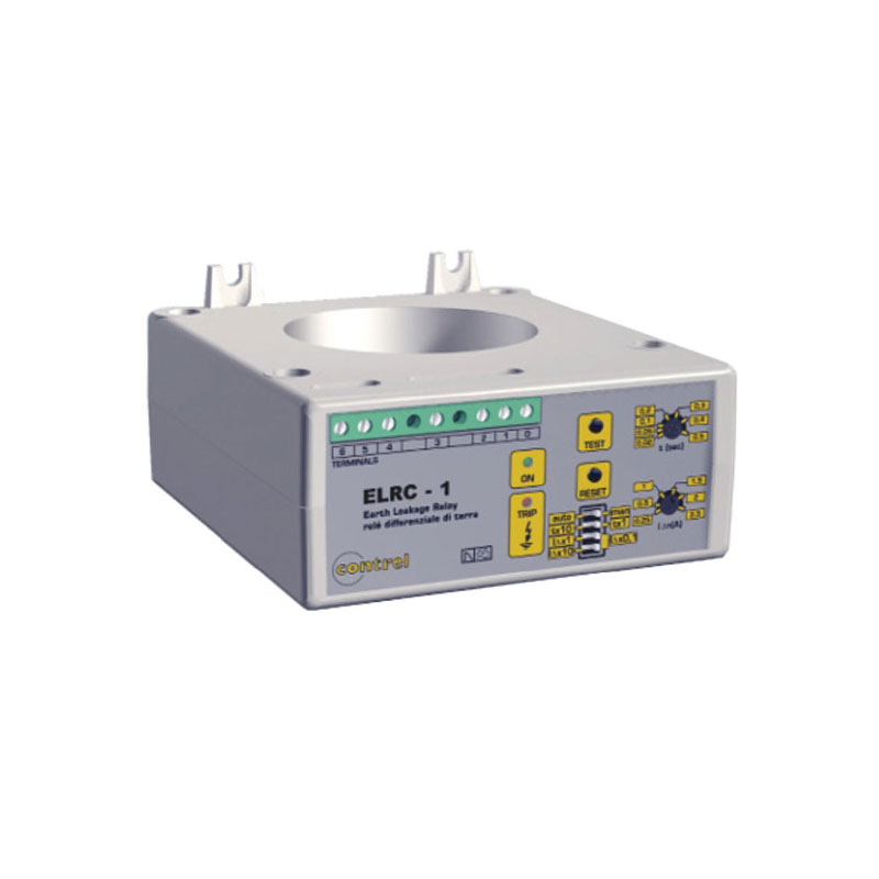 Earth leakage Relay-Compact  ELRC-1
