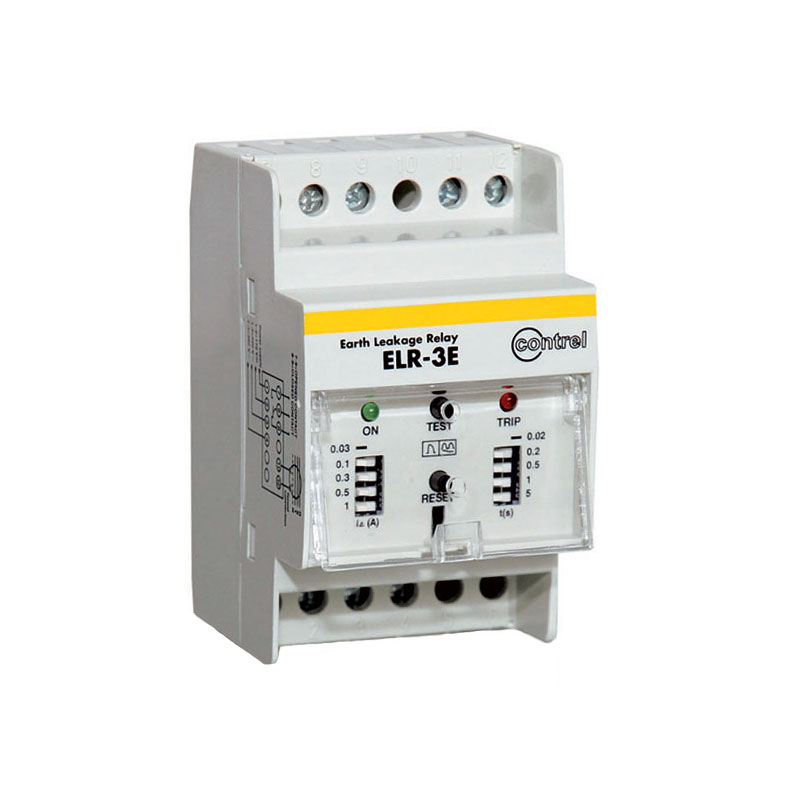 Earth leakage Relay ELR-3E