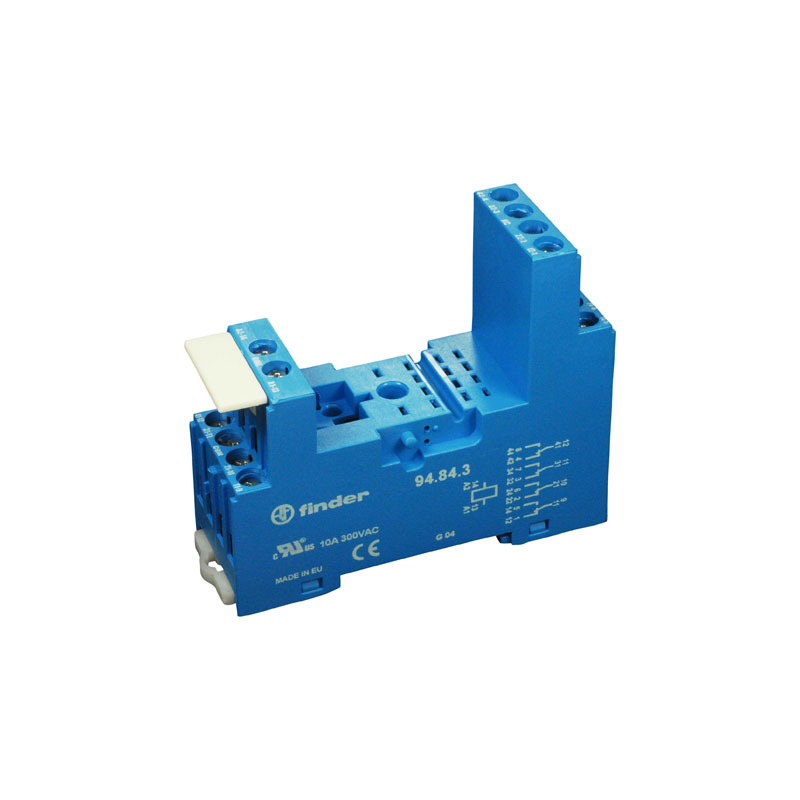 Finder Socket relay series 94.84.3