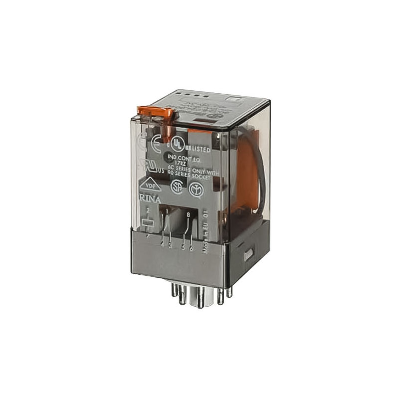 Finder industrial relay 24V DC