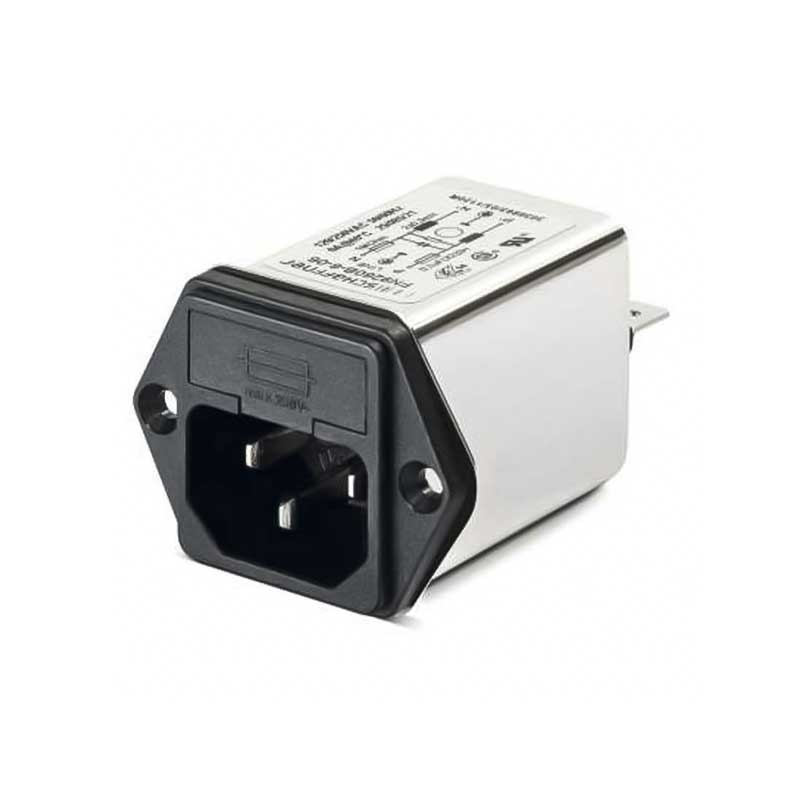 General Purpose Power Entry Module with Fuses