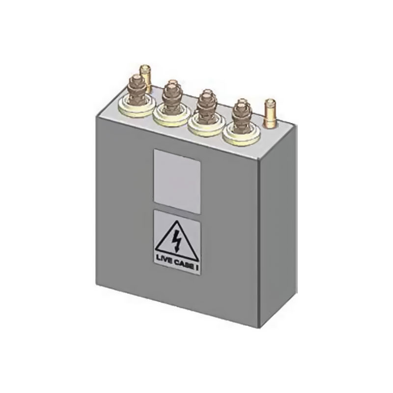 Induction heating capacitors FRJJS 2040 Series