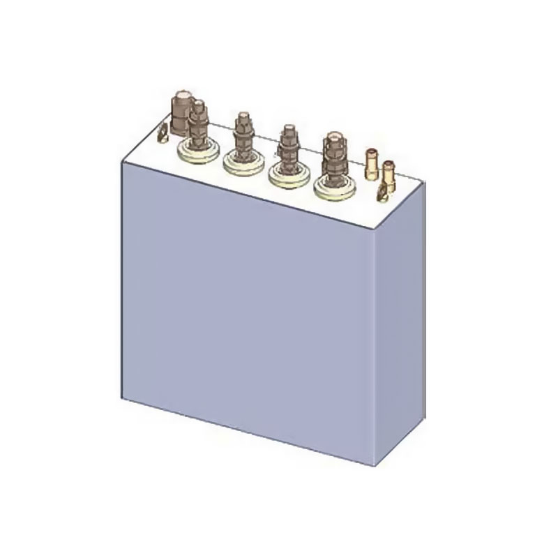 Induction heating capacitors FRJJS 3040/41 Series