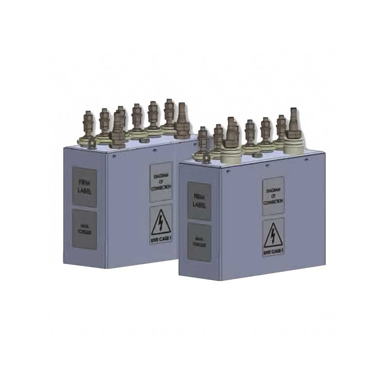 Induction heating capacitors FRJJS/FRHJS 3030 Series