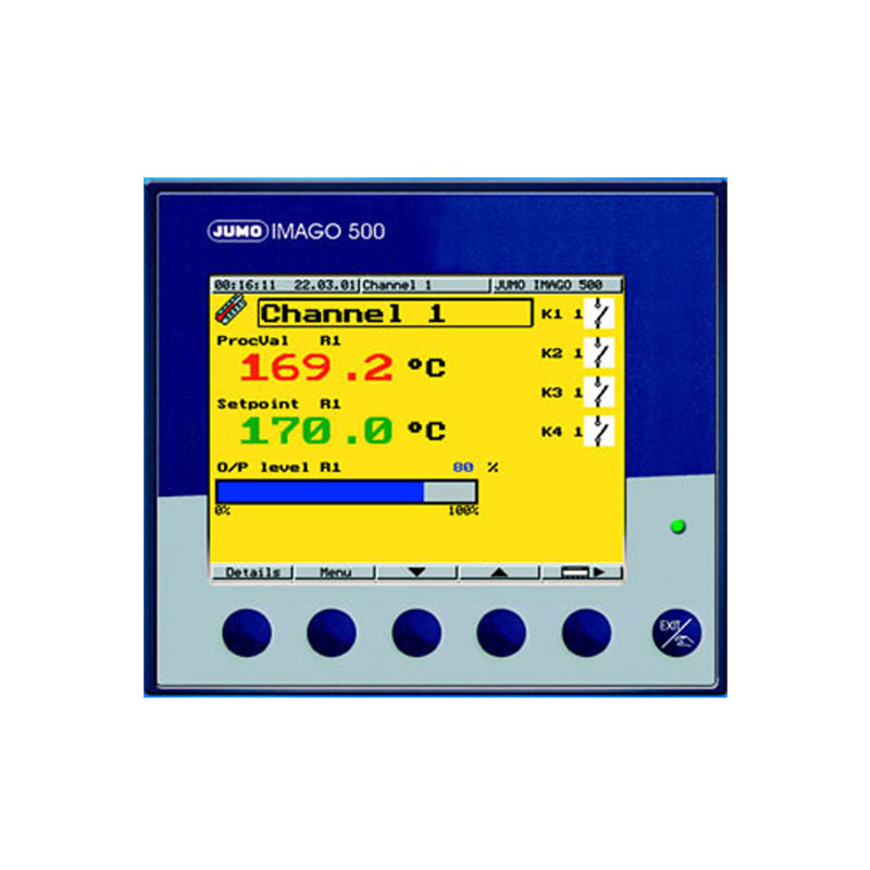 JUMO IMAGO 500 Recorder And Controller