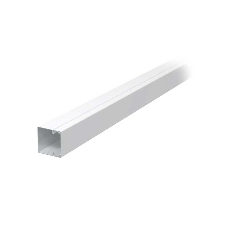 Matal cable trunking depth 30 mm