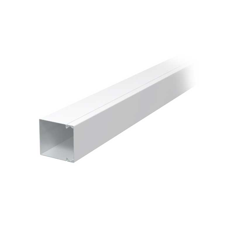 Matal cable trunking depth 80 mm