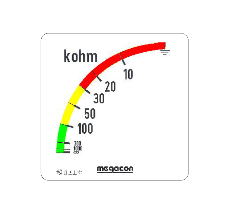 megacon insulation monitoring