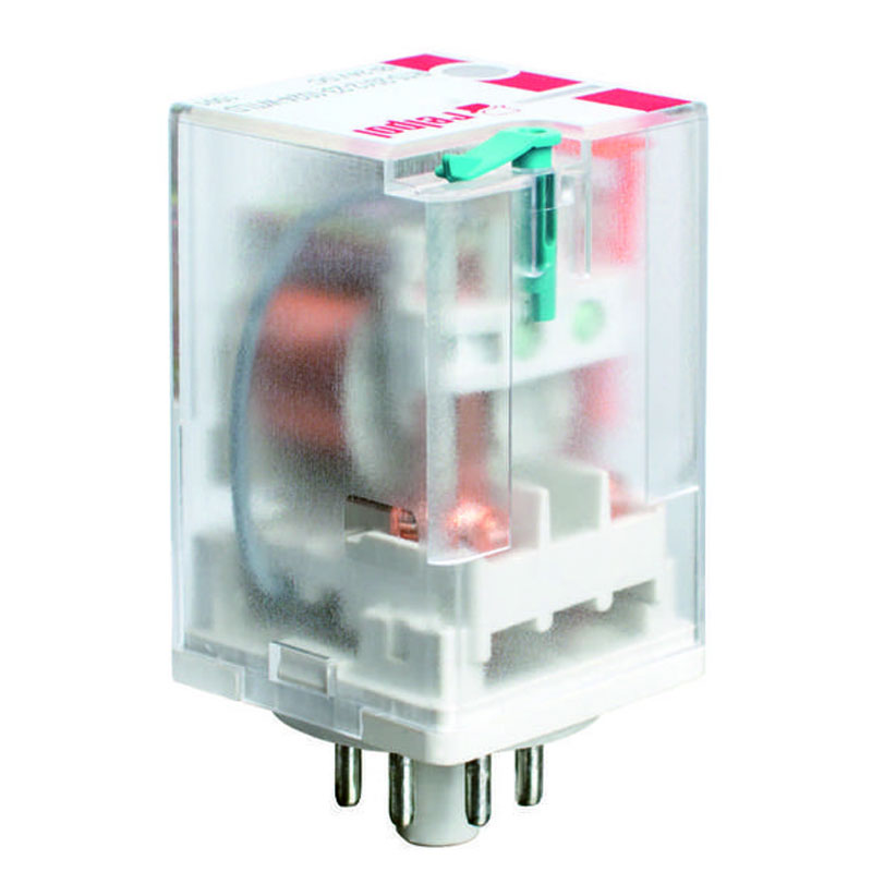 Two contacts Relay series R15-2CO