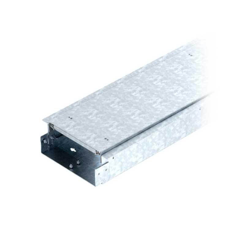 Strip-galvanised Supply Trunking
